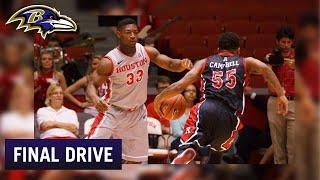 Basketball Background Helps Tyus Bowser | Ravens Final Drive