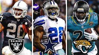 Every NFL Team's BIGGEST Running Back Draft BUST of All-Time