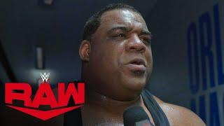 Keith Lee on his championship plans: WWE Network Exclusive, Sept. 28, 2020