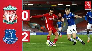 Highlights: Liverpool 0-2 Everton | Reds beaten at Anfield