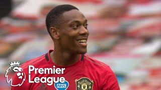 Anthony Martial screamer increases Man United lead over Bournemouth | Premier League | NBC Sports