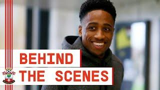 BEHIND THE SCENES | Kyle Walker-Peters completes loan move from Tottenham Hotspur to Southampton