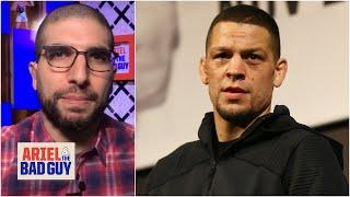 Helwani predicts Nate Diaz will fight twice in 2021 | Ariel & The Bad Guy | ESPN MMA