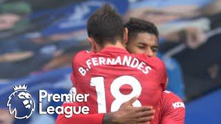 Marcus Rashford seizes 2-1 Manchester United lead against Brighton | Premier League | NBC Sports