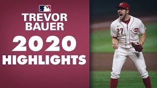 2020 Trevor Bauer Nasty Pitches! (Reds ace takes home NL Cy Young!) | MLB Highlights
