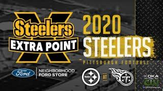 Steelers Extra Point (KDKA Postgame Show): Week 7 win over Tennessee Titans