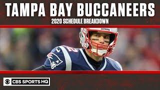 Tom Brady and the Tampa Bay Buccaneers start the season with a TOUGH MATCHUP | CBS Sports HQ