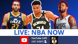 NBA Trade Rumors On Paul George, Rudy Gobert & Kelly Oubre + Giannis 2021 Destinations + LIVE Q&A