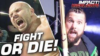 Eddie Edwards FIGHTS FOR HIS LIFE vs Michael Elgin! | IMPACT! Highlights Feb 25, 2020
