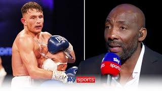 """'He reminds me of a young Naseem Hamed!"""" 