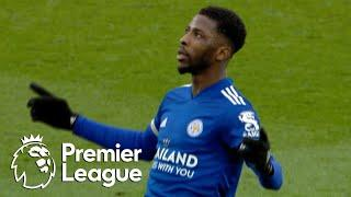 Kelechi Iheanacho seals his first Premier League hat trick for Leicester City | NBC Sports