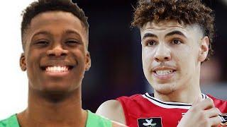 Giannis' Brother Alex Antetokounmpo Following LAmelo Ball's Footsteps & NOT Playing In NCAA