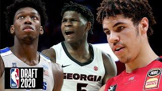 Ball, Wiseman, Edwards: Which 2020 Draft Pick Is MOST Likely To Be Rookie Of The Year?
