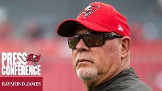 Bruce Arians on Tom Brady: 'His Play Was Outstanding' | Press Conference