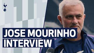 JOSE MOURINHO INTERVIEW | Jose on Norwich friendly, injury update & Premier League restart