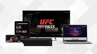 UFC FIGHT PASS – Step Into Our World