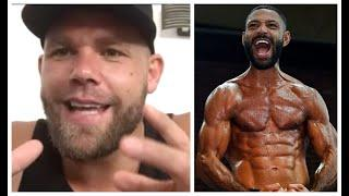 BILLY JOE SAUNDERS REVEALS HIS BOLD BET FOR TERENCE CRAWFORD v KELL BROOK / CONFIDENT OF BROOK WIN