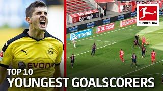 Top 10 Youngest Goalscorers Ever – Havertz, Pulisic, Werner & More