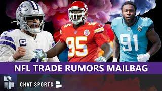 NFL Trade Rumors Mailbag On Dak Prescott, Chris Jones For Stephon Gilmore Swap & Yannick Ngakoue