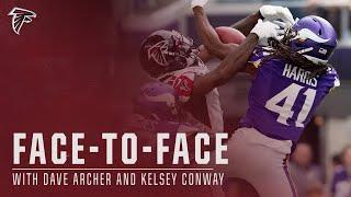 Biggest threat defensively for the Falcons in 2020? | Falcons Face-to-Face