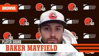 """Baker Mayfield: """"You want to be the same leader each day."""""""