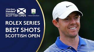 Best Shots of the 2019 Aberdeen Standard Scottish Open | Best of Rolex