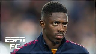 Injury-prone Ousmane Dembele could be a cause for concern for Manchester United | ESPN FC