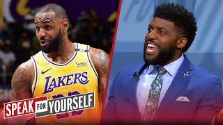Lakers must win Game 5 to conserve LeBron for the rest of playoffs — Acho | NBA | SPEAK FOR YOURSELF
