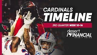 Kyler Murray, DeAndre Hopkins Give Inside Look at 'Hail Murray' (Ep. 3) | Cardinals Timeline