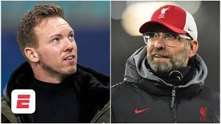 RB Leipzig vs. Liverpool: Will Nagelsmann overtake Klopp as Germany's best manager? | ESPN FC