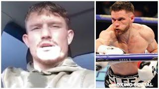 """IT'S BEEN FRUSTRATING!"" DALTON SMITH ON CANCELLED LEE APPLEYARD BOUT, ISHMAEL ELLIS CLASH, FUTURE"