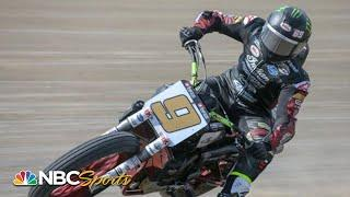 American Flat Track: 2020 Volusia Half-Mile 1 | EXTENDED HIGHLIGHTS | 7/17/20 Motorsports on NBC