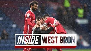 Inside West Brom: WBA 1-2 Liverpool | Behind-the-scenes from the Hawthorns