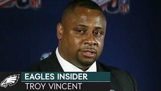 Troy Vincent 'Optimistic' About the NFL in 2020 | Eagles Insider