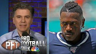 Antonio Brown could face further discipline from NFL | Pro Football Talk | NBC Sports