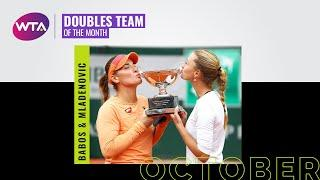 Timea Babos & Kristina Mladenovic | Player of the Month | October 2020