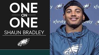 """Shaun Bradley: Camp Has Been an """"Unbelievable Experience"""" So Far 
