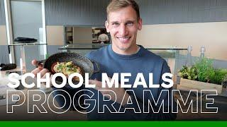 Chef Marc Albrighton | Leicester City Support Local Children On Free School Meals