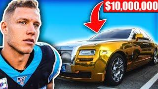 NFL Players You Probably Had No Idea Were RICH Before they Turned Pro