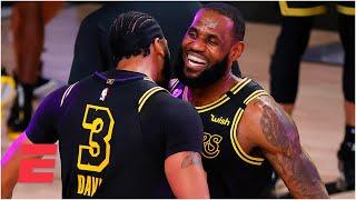 'We're watching LeBron James pass the torch' to Anthony Davis - Jay Williams | KJZ
