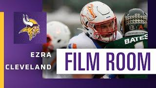 Film Room: Breaking Down Ezra Cleveland's Athleticism and Long-Term Potential | Minnesota Vikings