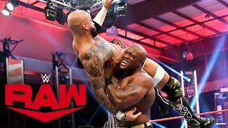 Ricochet vs. Bobby Lashley: Raw, July 13, 2020