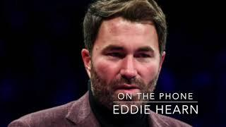 BREAKING NEWS! - EDDIE HEARN REACTS TO TESTING POSITIVE FOR COVID-19, LEAVES MATCHROOM FIGHT BUBBLE