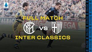 INTER CLASSICS | FULL MATCH | INTER vs PARMA | 1999/00 SERIE A TIM - MATCHDAY 03