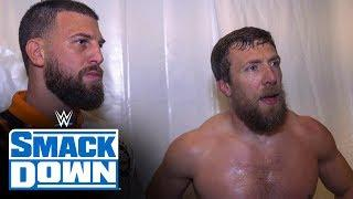 Daniel Bryan & Drew Gulak start unique Money In The Bank prep: SmackDown Exclusive: April 17, 2020