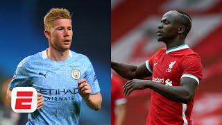 Kevin de Bruyne or Sadio Mane: Who's more deserving of the PFA Player of the Year? | ESPN FC