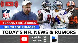 NFL Daily: Live News & Rumors + Q&A With Mitchell Renz & Harrison Graham (Oct. 5)