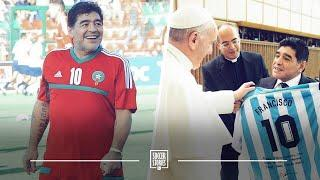 12 things you didn't know about Diego Maradona | Oh My Goal