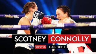 FULL FIGHT! Ellie Scotney dazzles on her pro debut | Ellie Scotney vs Bec Connolly
