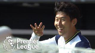 Heung-min Son's fourth goal gives Spurs 4-1 lead against Southampton | Premier League | NBC Sports
